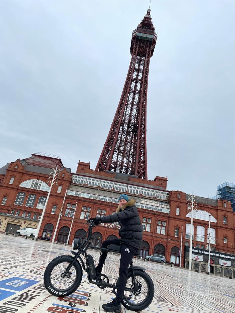 Blackpool Electric Bike Hire