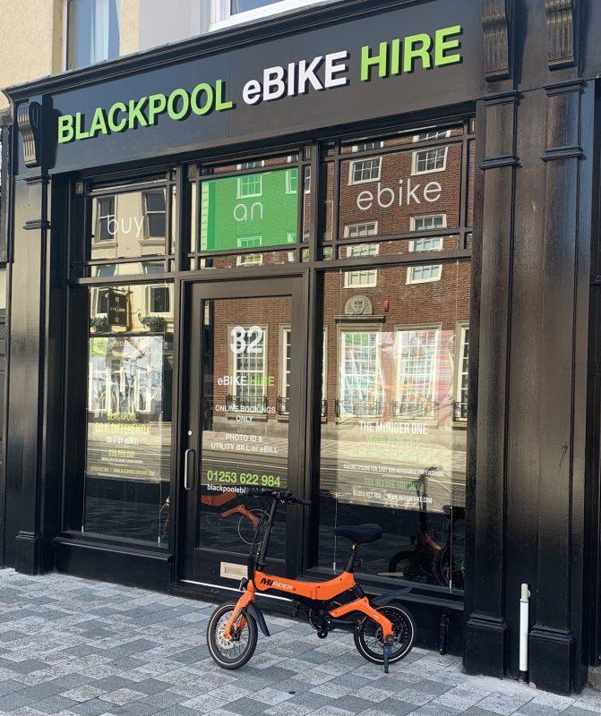 Blackpool eBike Hire